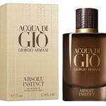 Acqua di Giò Absolu Instinct (Giorgio Armani)