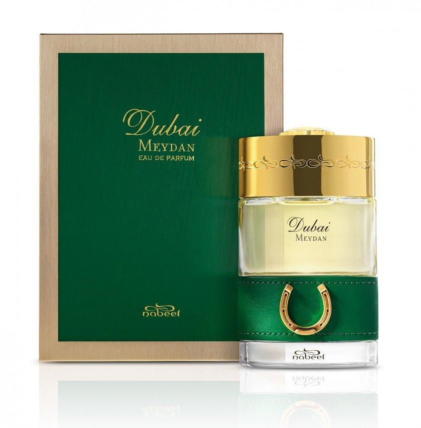 Dubai Tester Perfume Review: Nabeel - The Spirit Of Dubai - Meydan