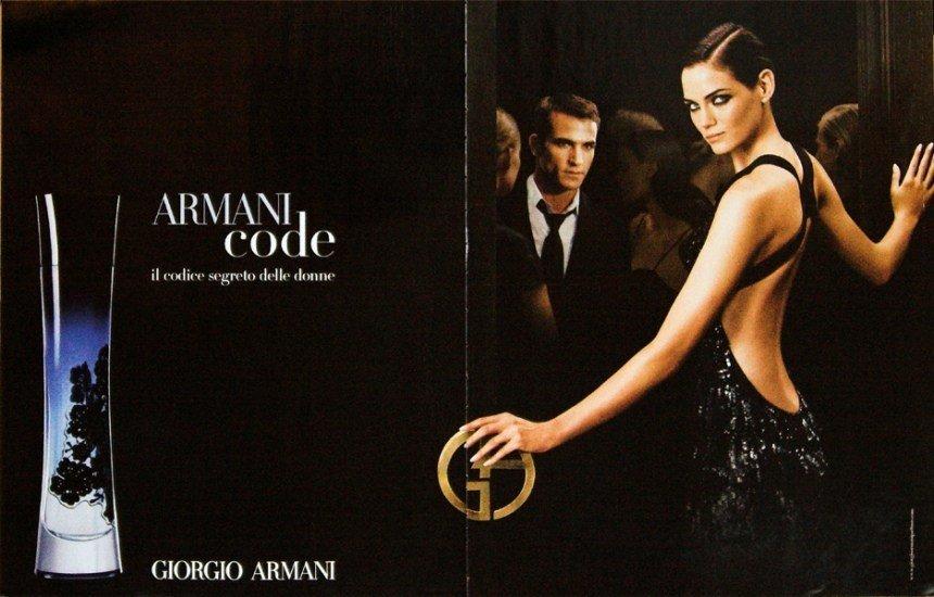 giorgio armani armani code pour femme eau de parfum. Black Bedroom Furniture Sets. Home Design Ideas