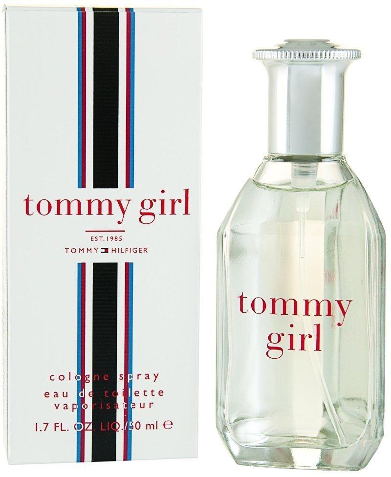 tommy girl eau de cologne