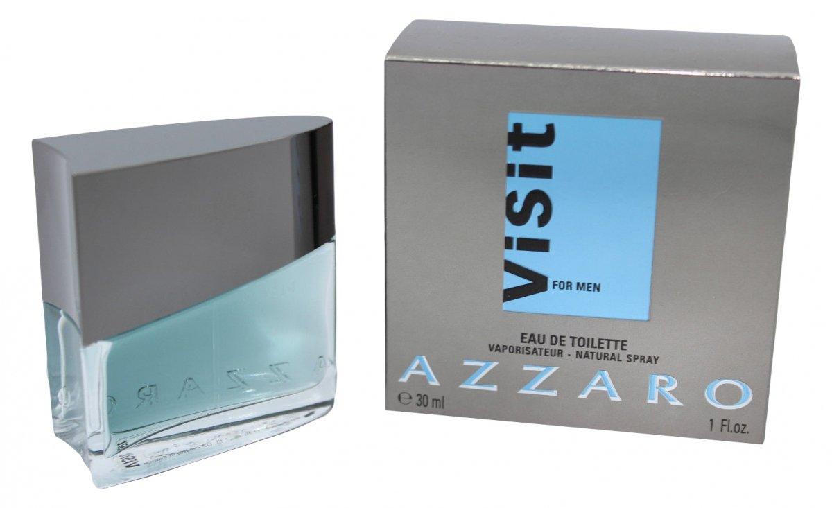 Azzaro Parfums Loris Azzaro Visit For Men Eau De Toilette