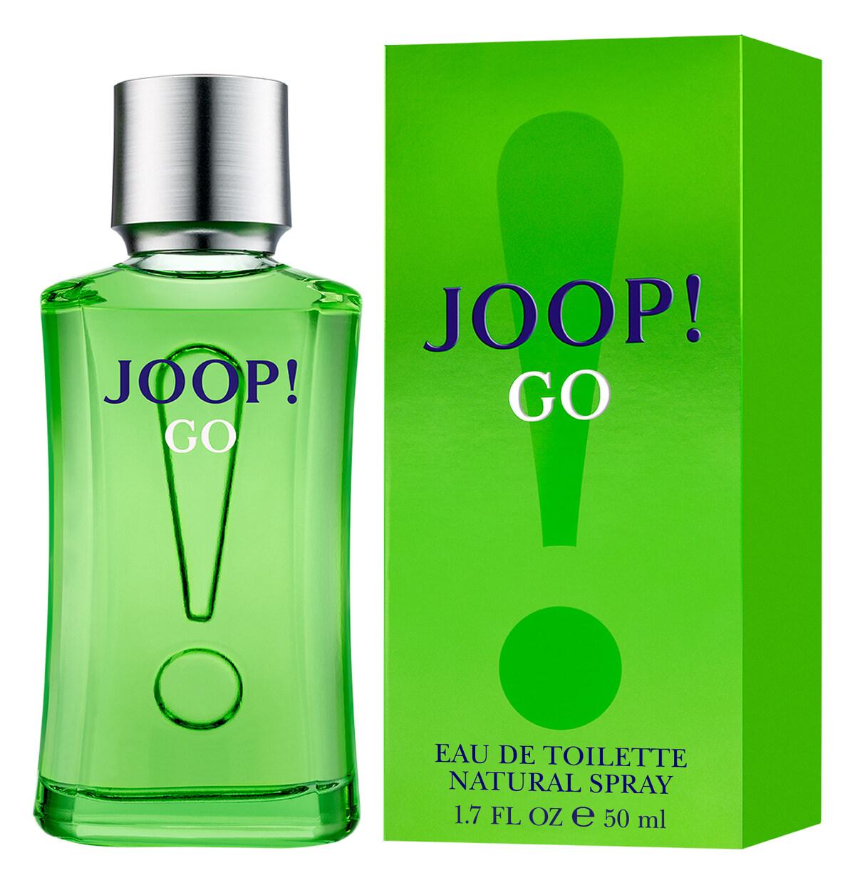 Joop! Go Joop! 2007