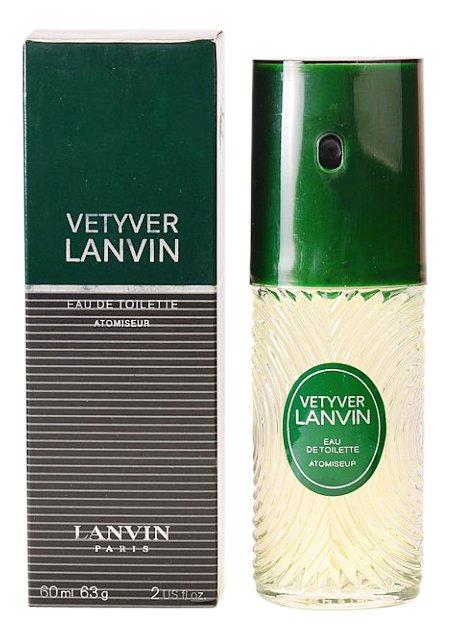 Vetyver Lanvin / Eau de Vetyver (Eau de Toilette) (Lanvin)