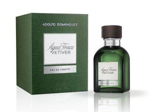Adolfo dominguez agua fresca vetiver vetiver hombre for Perfume adolfo dominguez hombre
