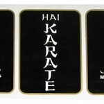 Hai Karate (Cologne) (Leeming Division Pfizer)