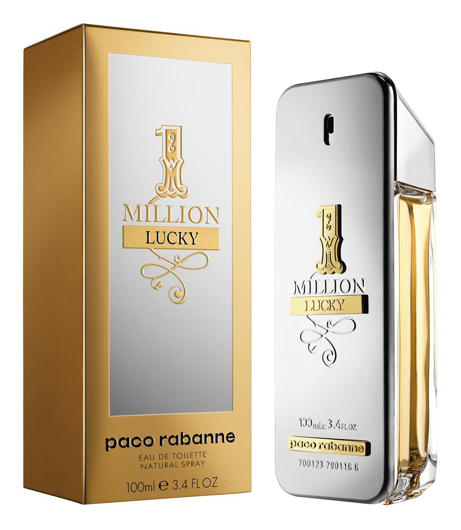 Paco Rabanne 1 Million Lucky Reviews And Rating