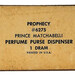 Prophecy (Perfume) (Prince Matchabelli)