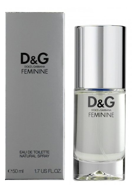 Dolce & Gabbana - D&G Feminine | Duftbeschreibung