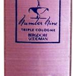 Number Nine (Triple Cologne) (Bergdorf Goodman)