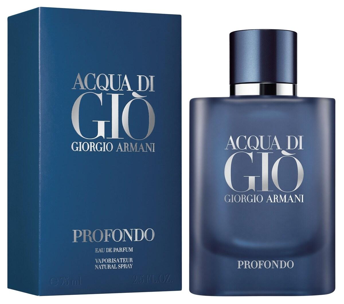 acqua di gio armani perfume