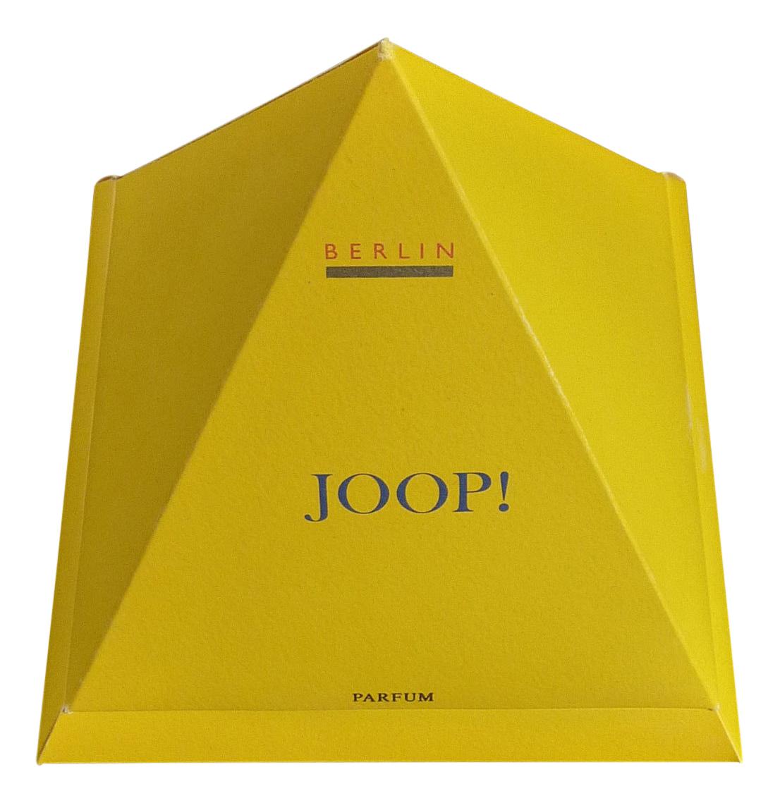 billig für Rabatt verschiedenes Design Qualitätsprodukte Joop! - Berlin Parfum   Reviews and Rating