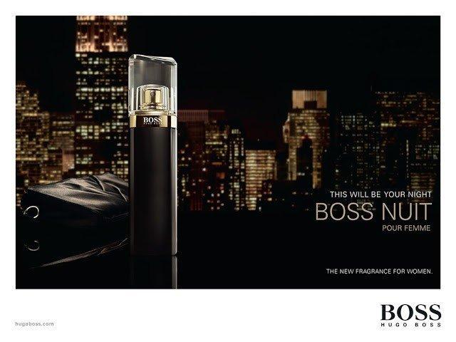 hugo boss boss nuit pour femme reviews and rating. Black Bedroom Furniture Sets. Home Design Ideas