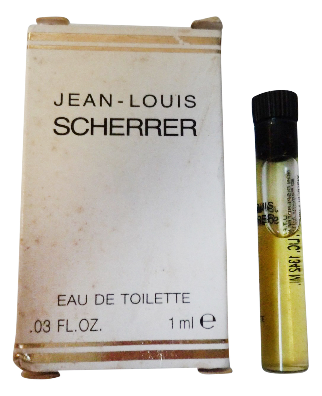 jean louis scherrer eau de toilette reviews and rating. Black Bedroom Furniture Sets. Home Design Ideas