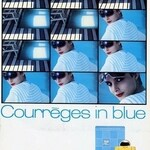 Courrèges in Blue (1983) (Courrèges)