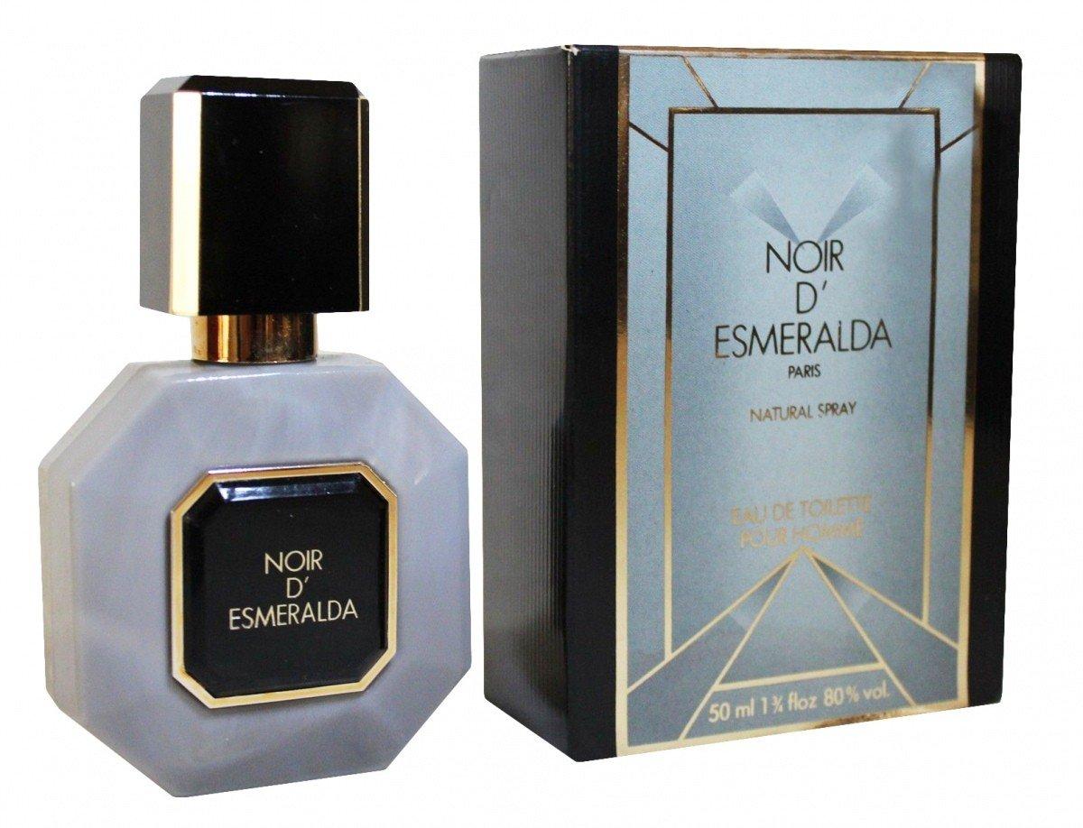 Parfums esmeralda noir d 39 esmeralda eau de toilette for Arrivee d eau toilette