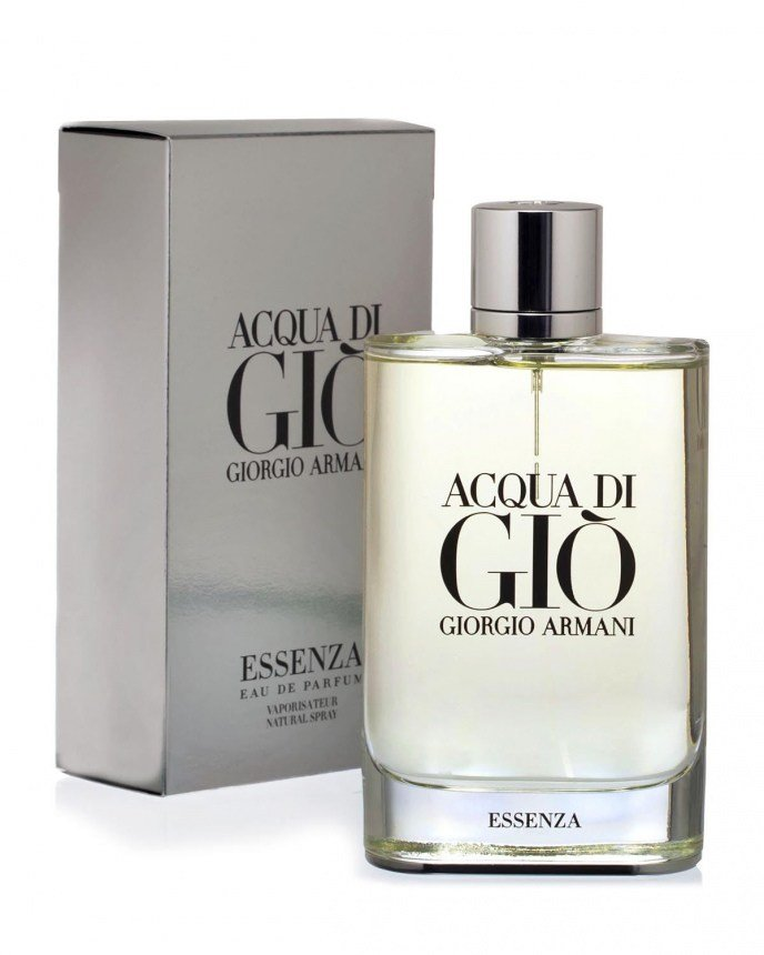 neues Design Markenqualität Talsohle Preis Acqua di Giò Essenza Giorgio Armani (2012)
