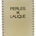 Perles de Lalique (Lalique)