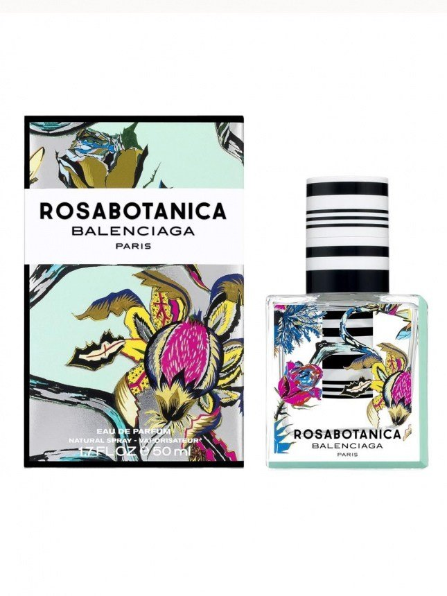Florabotanica Balenciaga perfume - a fragrance for women 2012
