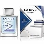 Free Motion Blue (La Rive)