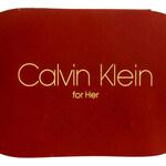 Calvin Klein (Cologne) (Calvin Klein)