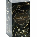 Sultane Noir Velours (Jeanne Arthes)
