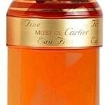 Must de Cartier Eau Fine (Cartier)
