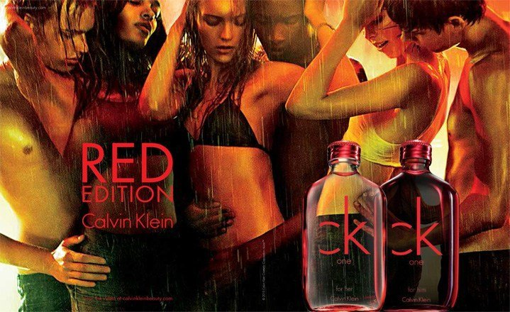CK One Red Edition for Him (Calvin Klein) ...