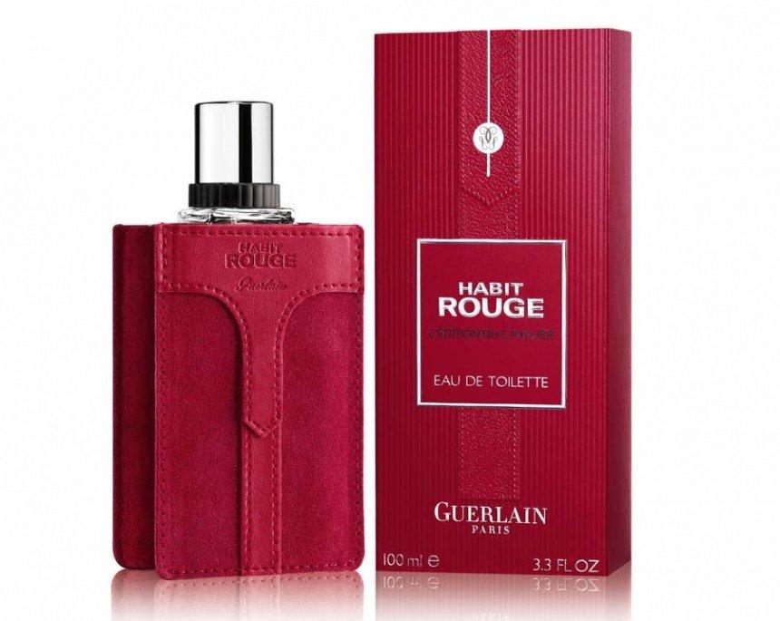 guerlain habit rouge l 39 dition du cavalier reviews. Black Bedroom Furniture Sets. Home Design Ideas