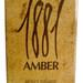 1881 Amber (After Shave) (Cerruti)