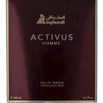 Activus Homme (Asgharali / أصغر علي)