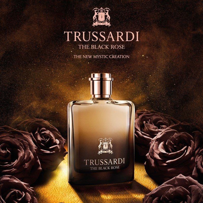 Risultati immagini per Trussardi the Black Rose