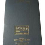 V.O. - Version Originale (Eau de Toilette) (Jean-Marc Sinan)