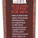 Musk for Men (After Shave) (Coty)
