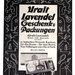 Uralt Lavendel / Uraltes Lavendel-Wasser (Lohse / Gustav Lohse)