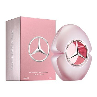 Mercedes benz woman eau de toilette reviews and rating for Mercedes benz perfume review