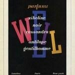 Un Brin de Lavande / Gentilhomme / Lavande Bleue (Eau de Toilette) (Weil)