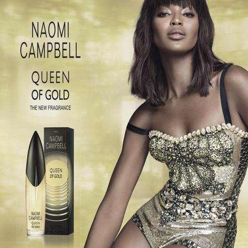 naomi campbell queen of gold reviews and rating. Black Bedroom Furniture Sets. Home Design Ideas