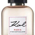 Karl Paris 21 Rue Saint-Guillaume (Karl Lagerfeld)