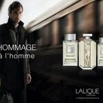 Hommage à l'Homme (Eau de Toilette) (Lalique)