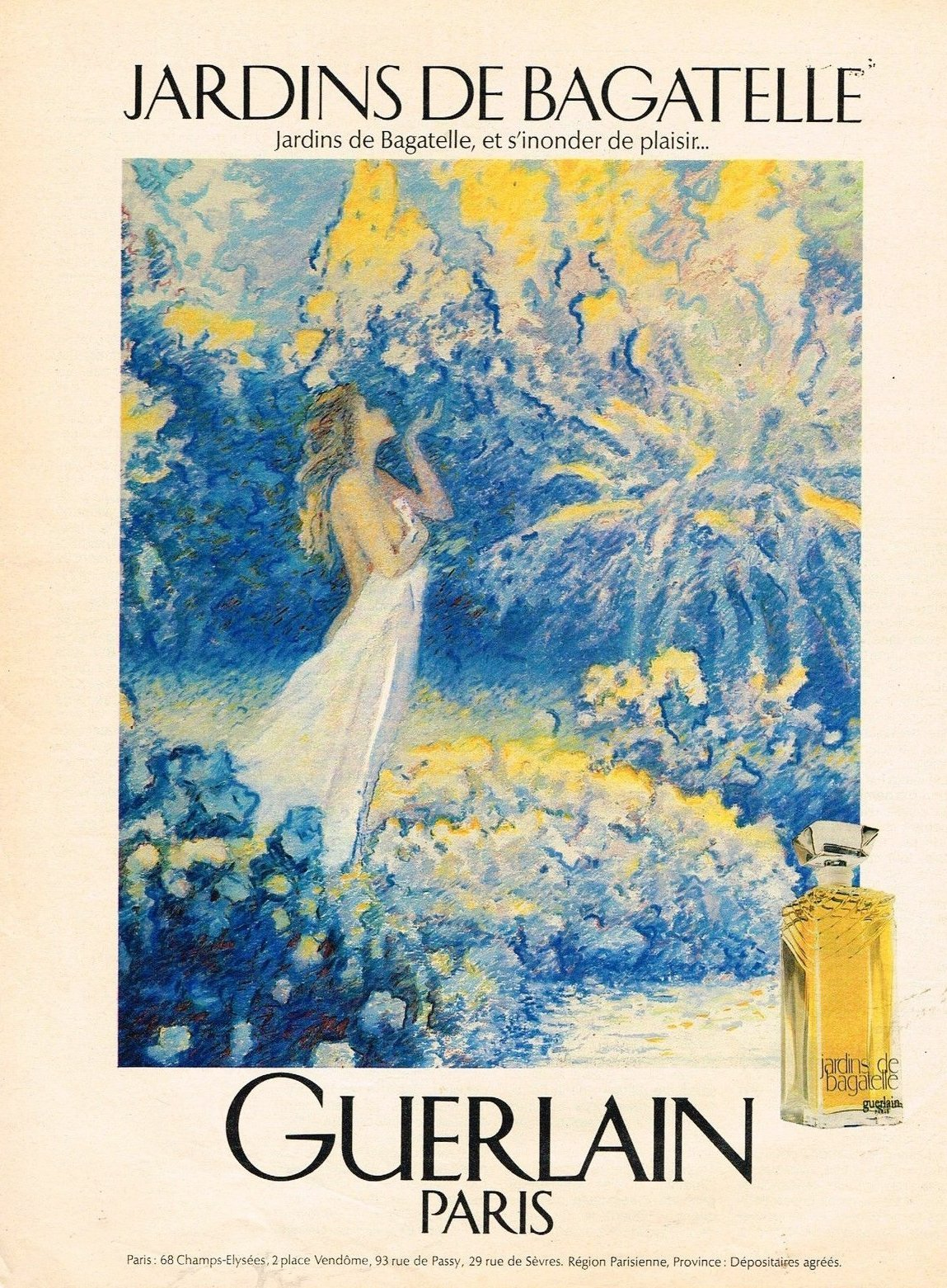 Guerlain Jardins De Bagatelle Parfum Reviews And Rating