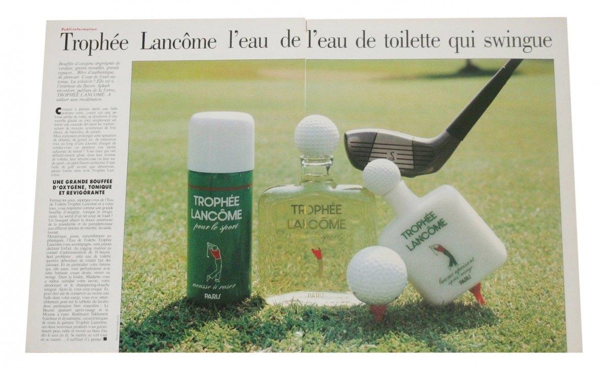 Trophée Toilette Lancôme Pour Eau De Le Sport SUqVpzM
