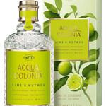 Acqua Colonia Lime & Nutmeg (Eau de Cologne) (4711)