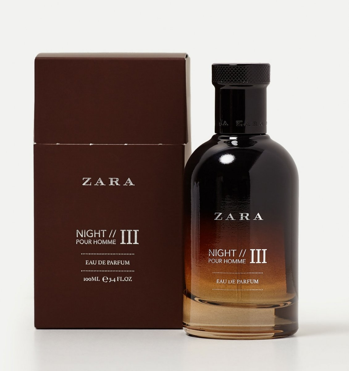 Zara night pour homme iii reviews and rating - Prix parfum zara homme ...