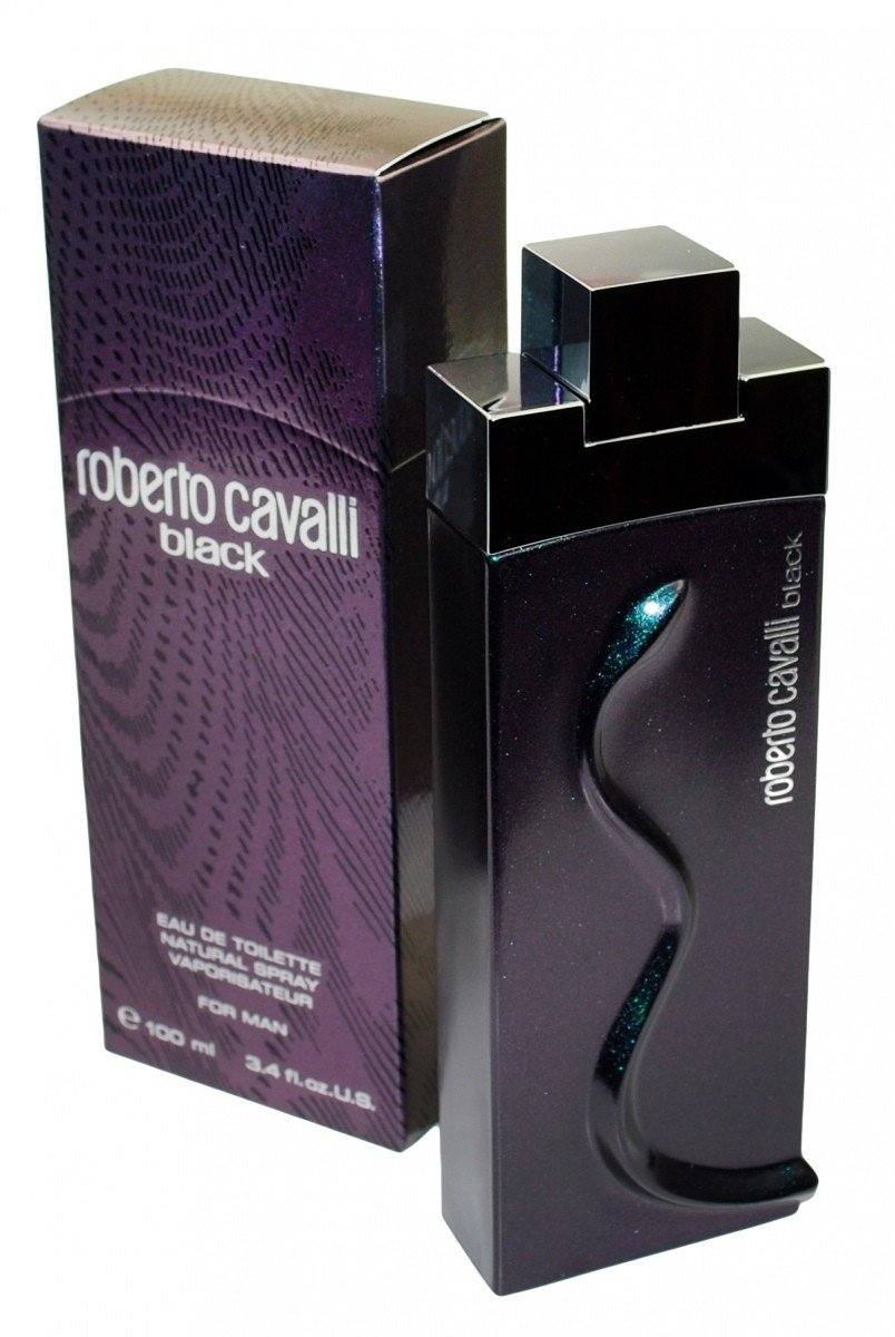 Roberto cavalli black eau de toilette reviews and rating for Arrivee d eau toilette