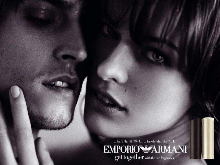 Giorgio Armani - Emporio Armani...lui/il/he/él/男...