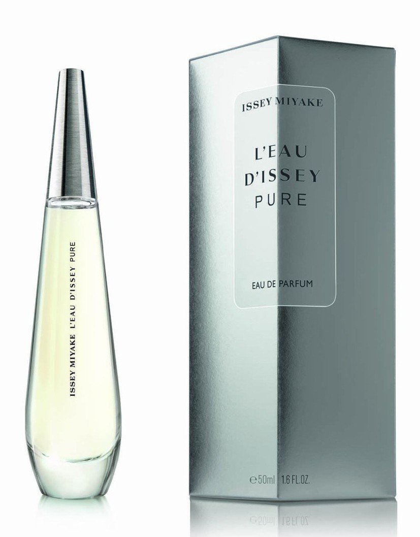 issey miyake l 39 eau d 39 issey pure eau de parfum duftbeschreibung. Black Bedroom Furniture Sets. Home Design Ideas