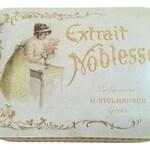 Extrait Noblesse - Peau d'Espagne (H. Kielhauser)