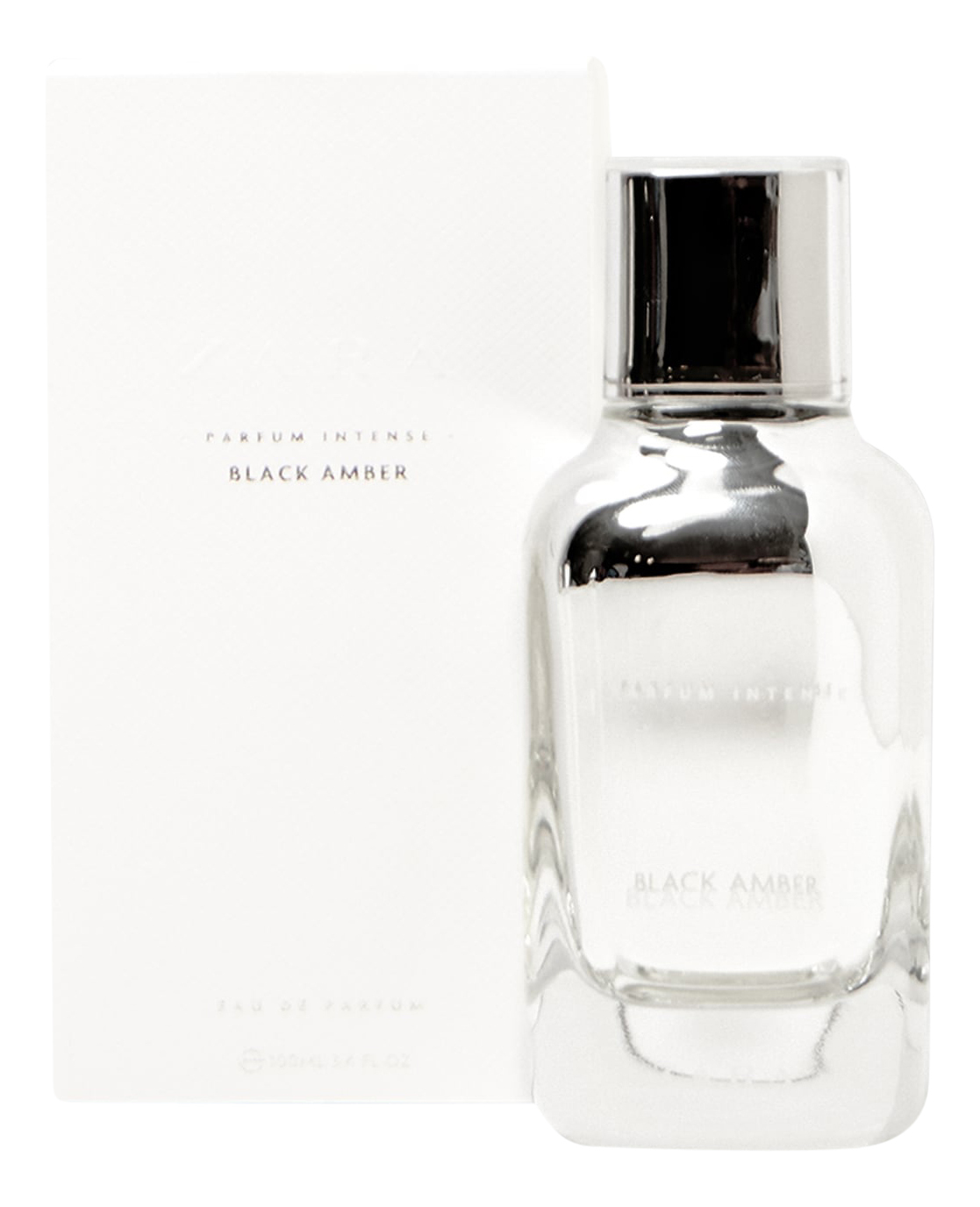 Zara Black Amber Parfum Intense Eau De Parfum Reviews