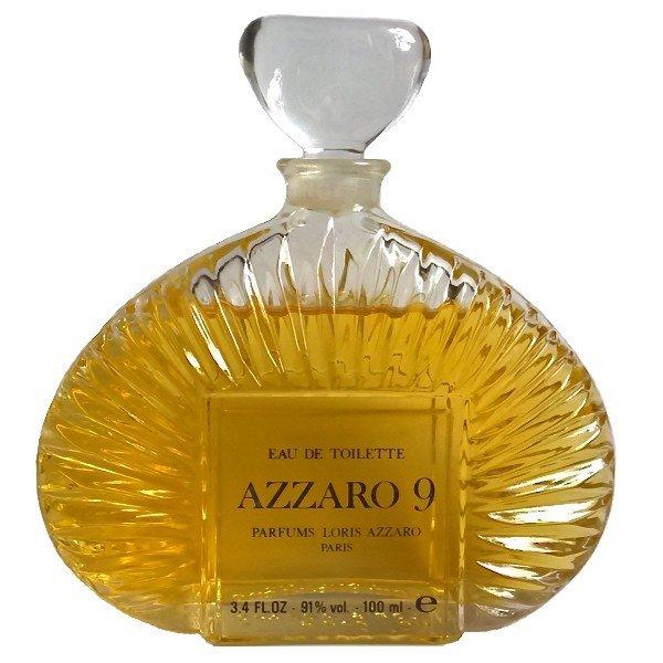 azzaro parfums loris azzaro azzaro 9 eau de toilette. Black Bedroom Furniture Sets. Home Design Ideas