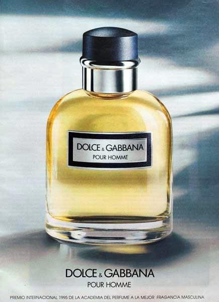 dolce gabbana dolce gabbana pour homme 1994 eau de toilette. Black Bedroom Furniture Sets. Home Design Ideas
